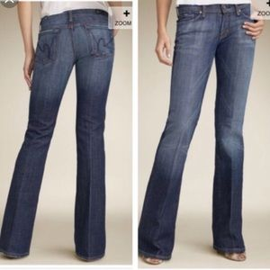 Citizens of Humanity Ingrid Low rise jeans…